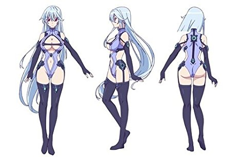 Aine Chidorigafuchi Cosplay Costume from Hybrid x Heart Magias Academy Ataraxia