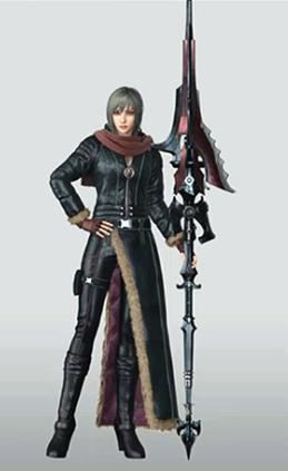 Aranea Highwind Cosplay Costume form Final Fantasy XV