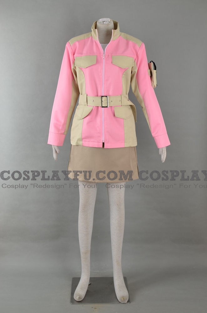 Sakura Cosplay Costume from GoGo Sentai Boukenger