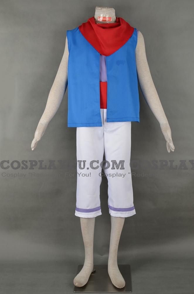 Tetra Costume Cosplay from The Legend of Zelda