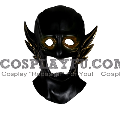 Flashpoint Mask from DC Comics