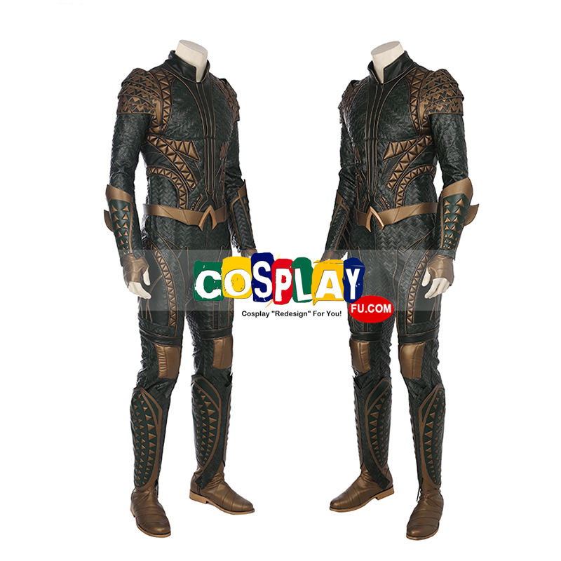 Aquaman (2018 Film) Cosplay Costume from Aquaman