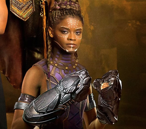 Shuri Cosplay Costume Props from Black Panther 2018