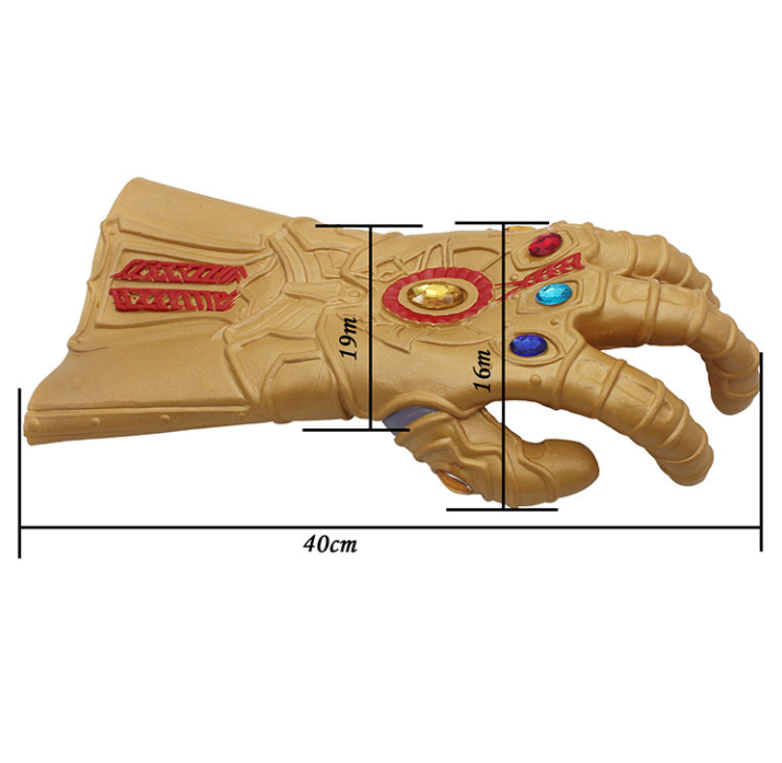Thanos Cosplay Costume Glove from from Avengers: Infinity War