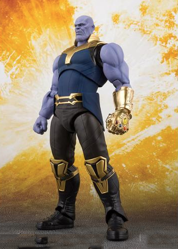 Marvel Super Heroes Thanos Disfraz
