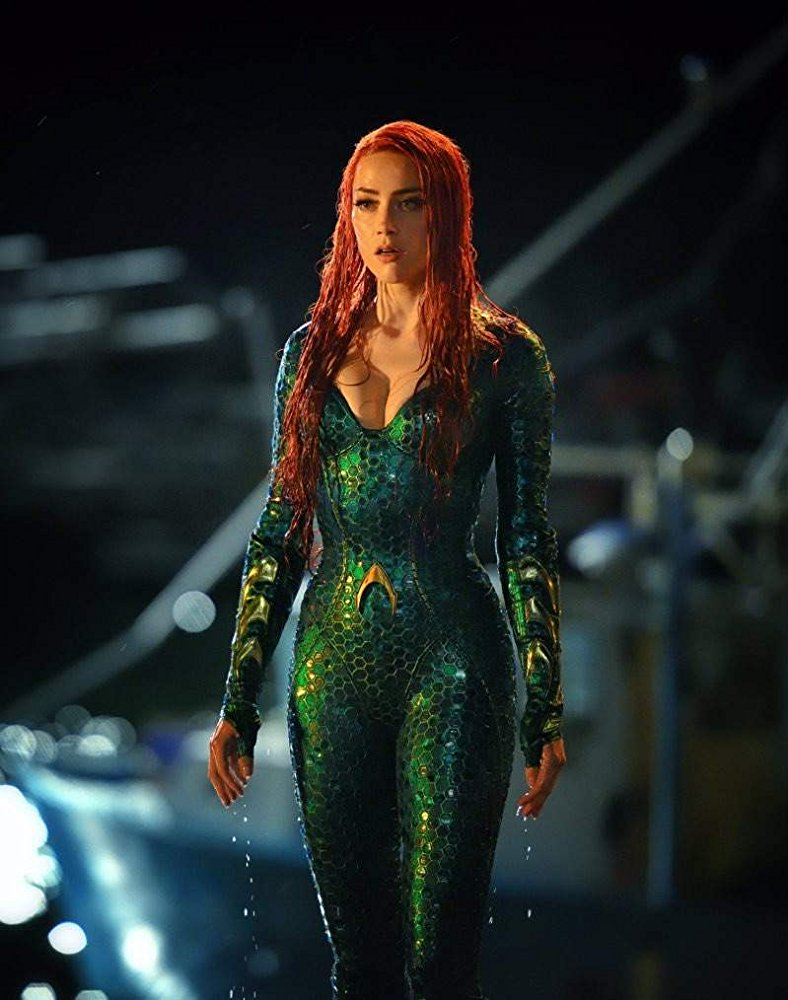 Aquaman Mera Costume (2018 Movie)