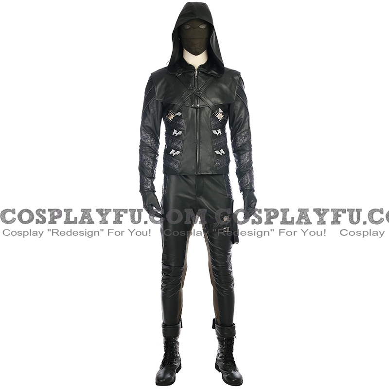 Prometheus Cosplay Costume from Arrow (TV series)