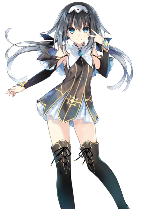 Nibelcol Cosplay Costume from Date A Live