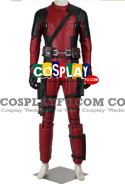 Deadpool Cosplay Costume from Deadpool