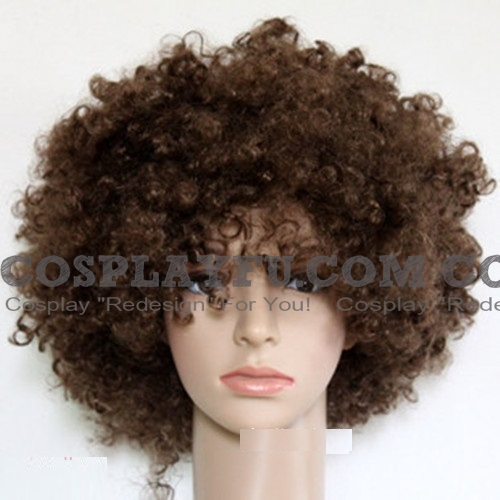 Domino Wig from Deadpool 2