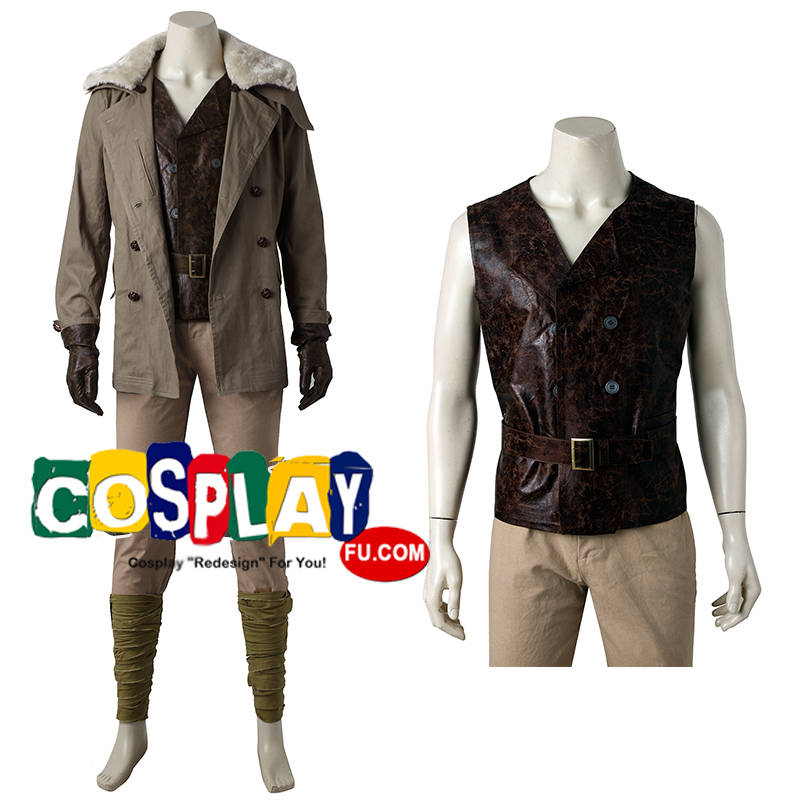 Wonder Woman Steve Trevor Costume