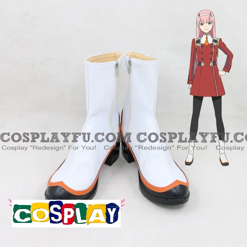 Code:002 Shoes from Darling in the Franxx