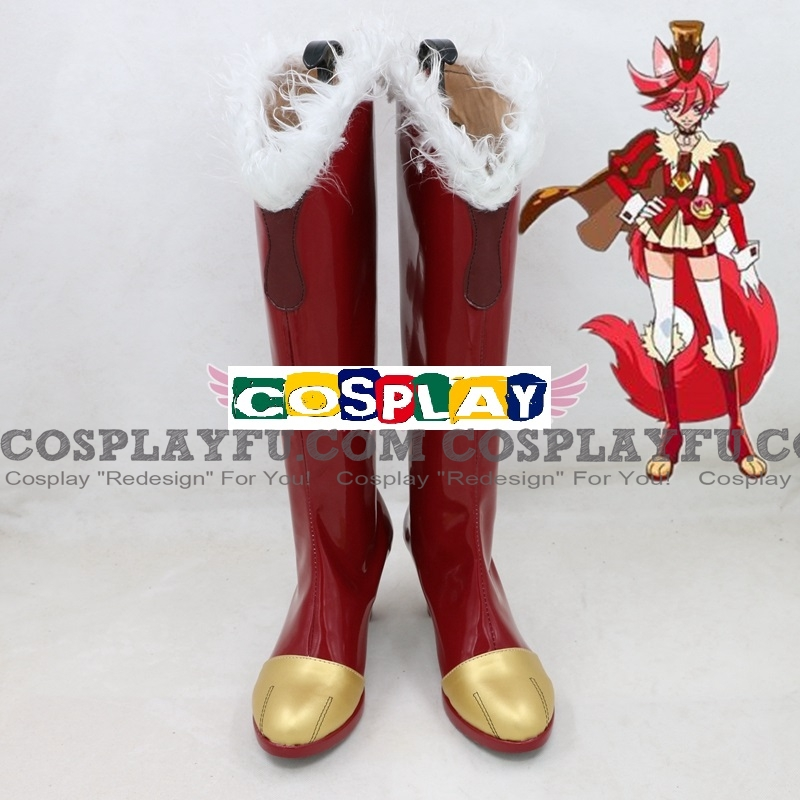 Akira Shoes from Kirakira PreCure a la Mode