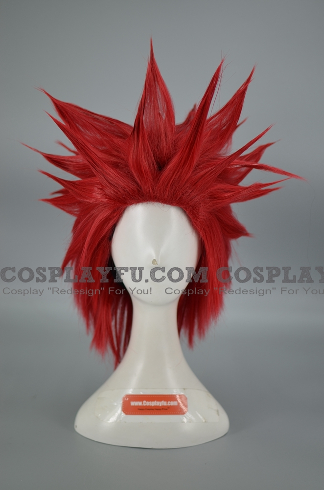 Eijirou Kirishima wig from My Hero Academia