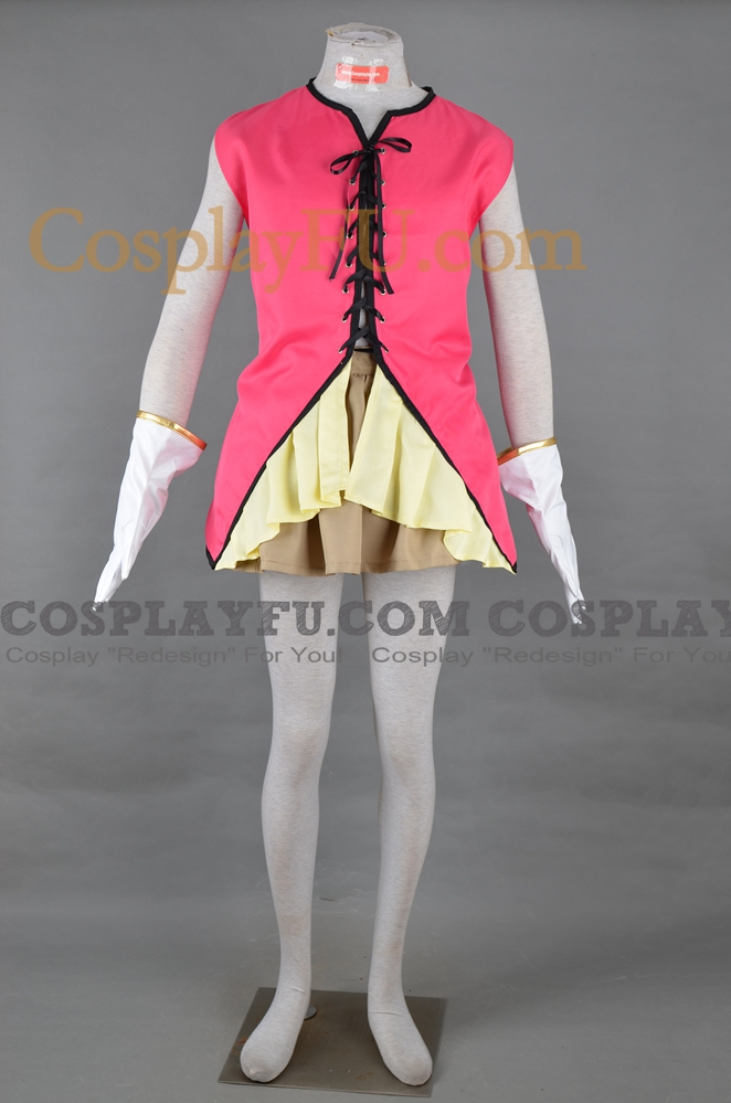 Tana Cosplay Costume from Fire Emblem