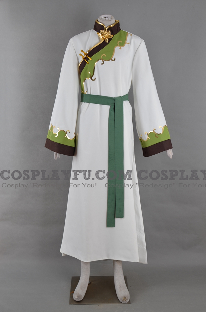 Lau Cosplay Costume (2nd) from Kuroshitsuji