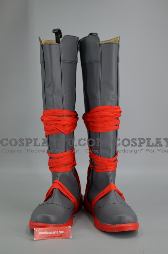 Warlock Cosplay Costume Shoes from Destiny