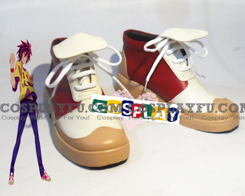 No Game No Life Sora Scarpe