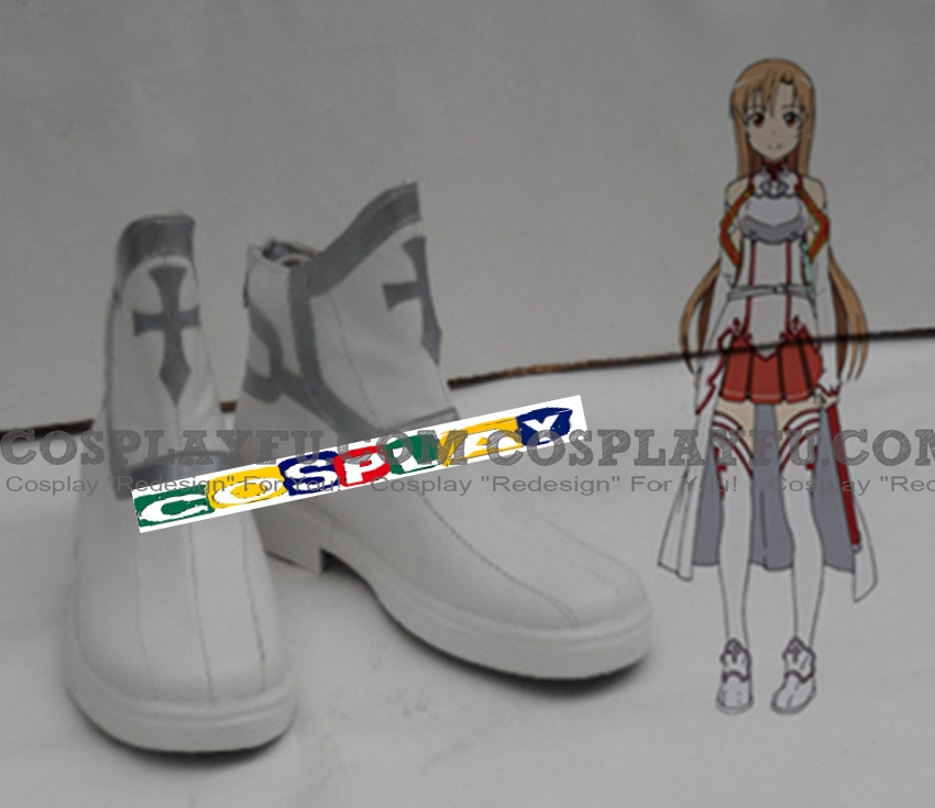 Asuna Yuuki Shoes (45) from Sword Art Online