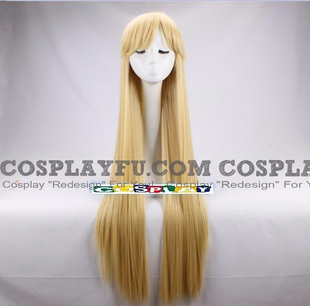 Alexis Rhodes wig from Yu-Gi-Oh! GX