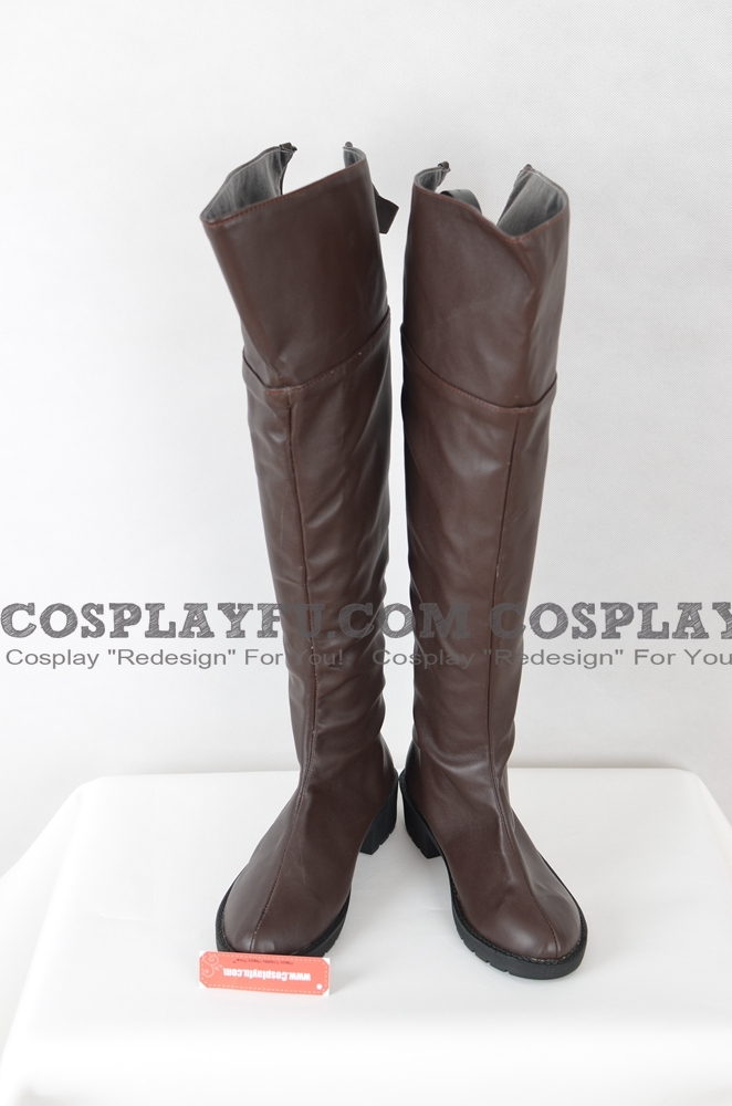 Mikasa Ackerman Shoes (147) from Attack on Titan