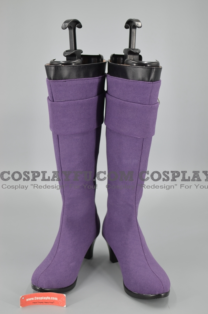 Kyoko Kirigiri Shoes (174) from Danganronpa