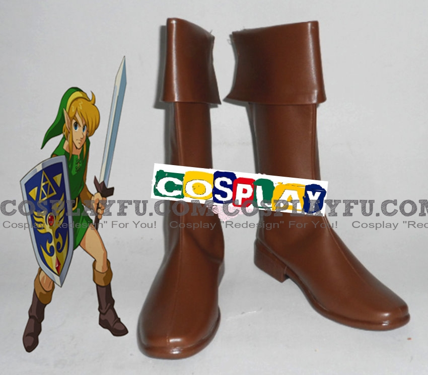 Link Shoes from The Legend of Zelda