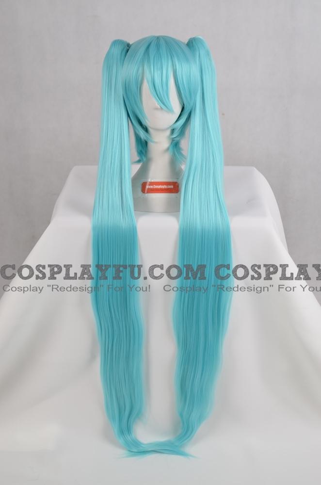 Miku Wig (Light Blue) from Vocaloid