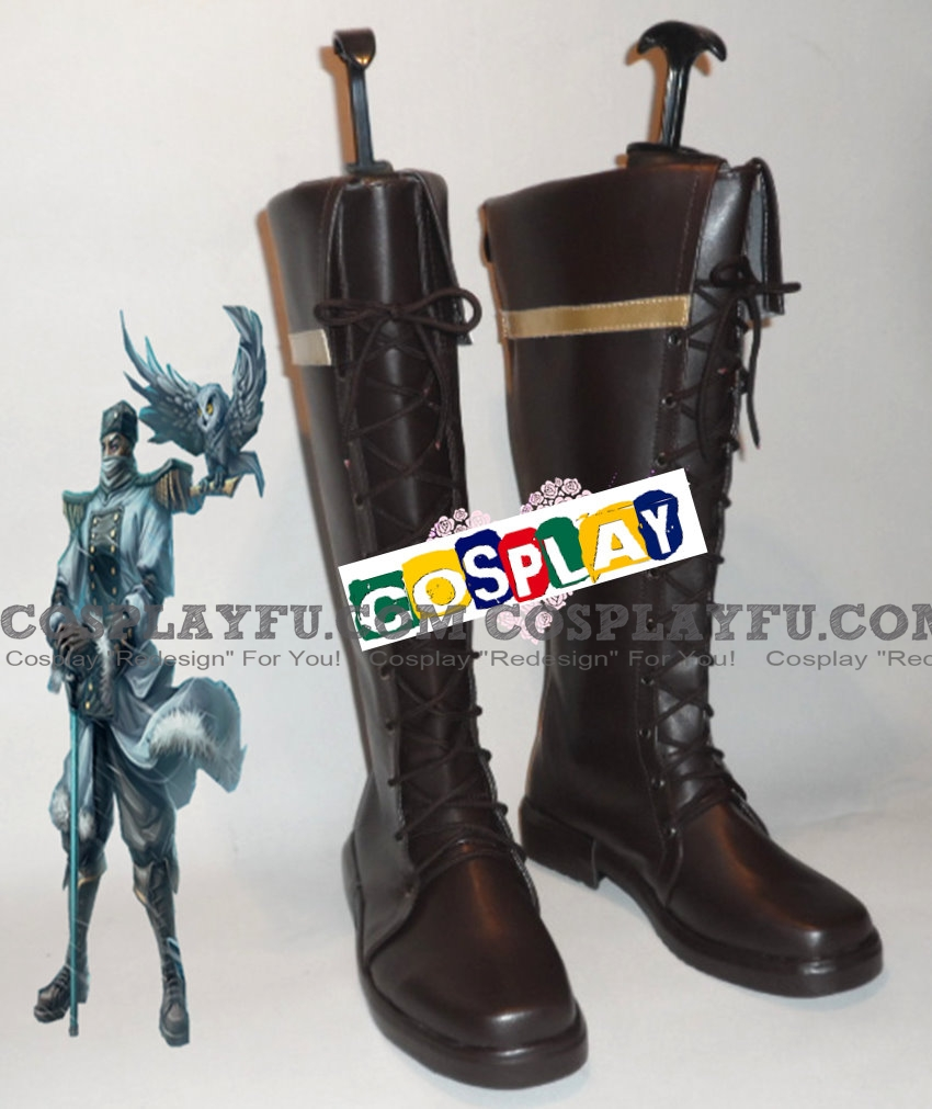 Swain Shoes (404) from League of Legends