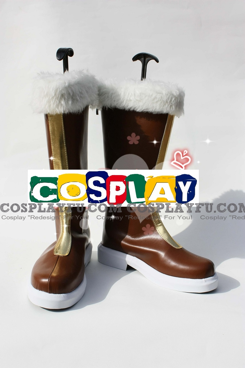 Cronus Shoes (1299) from Wind Fantasy