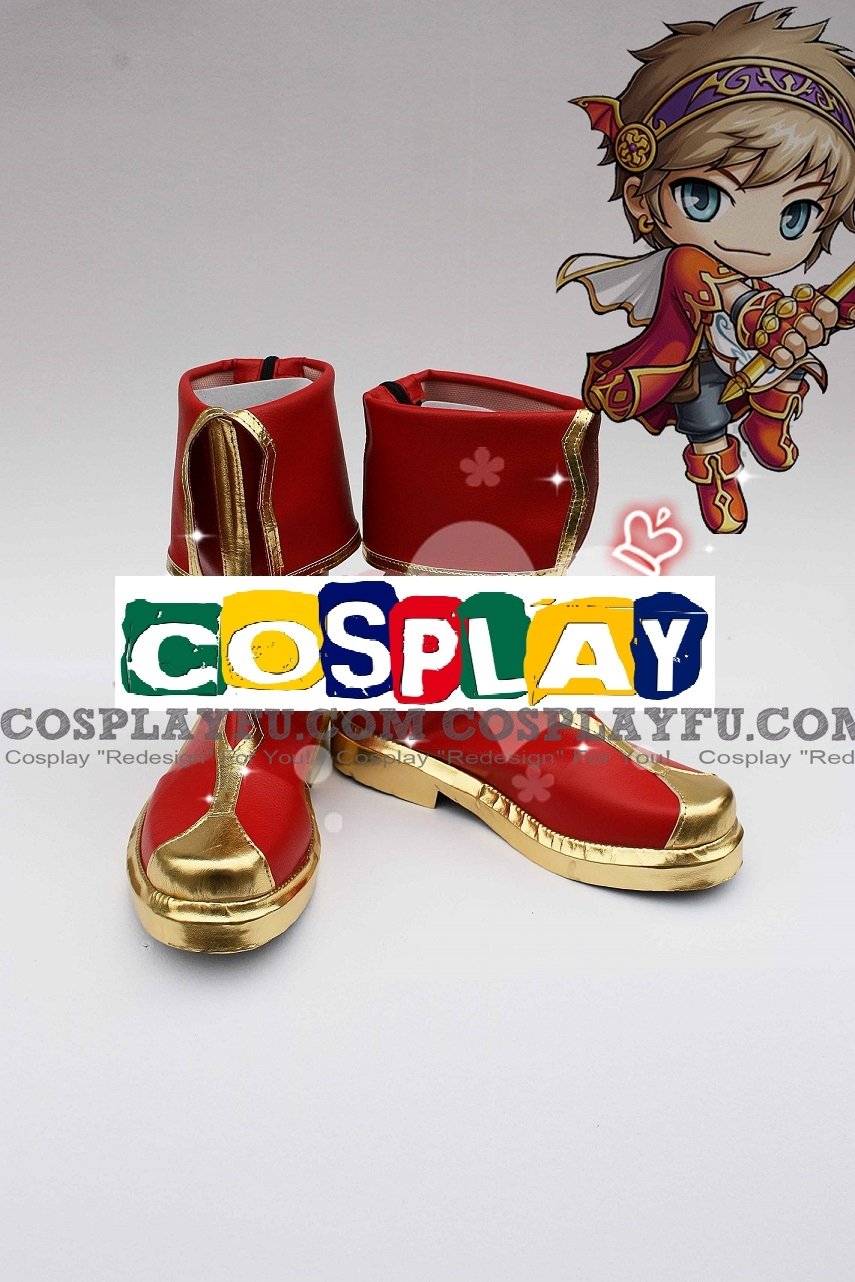 Evan Shoes (1449) from MapleStory
