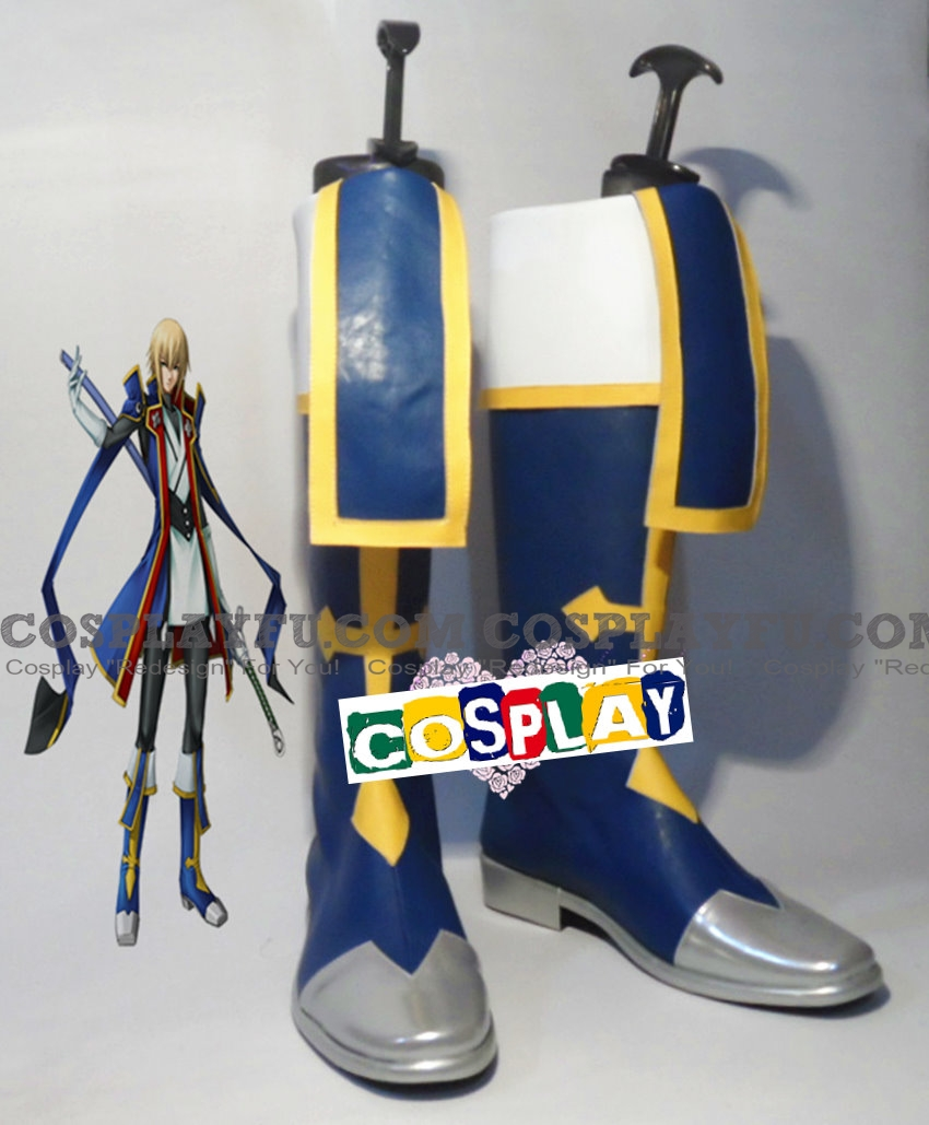 Jin Kisaragi Shoes (453) from BlazBlue: Calamity Trigger