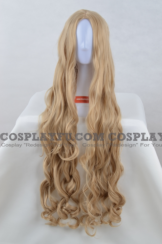 Scheherazade wig from Magi: The Labyrinth of Magic