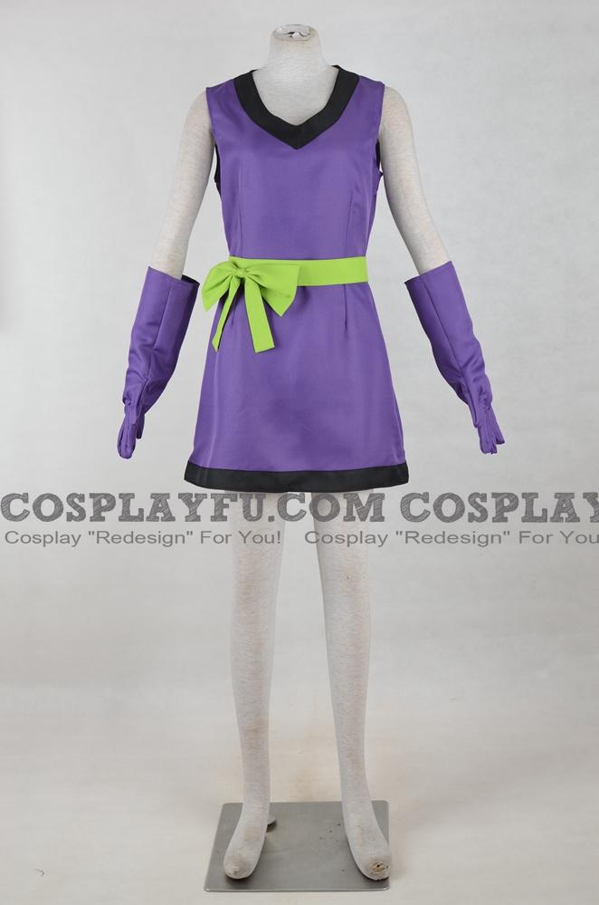 Vanilla Cosplay Costume from Sugar Sugar Rune