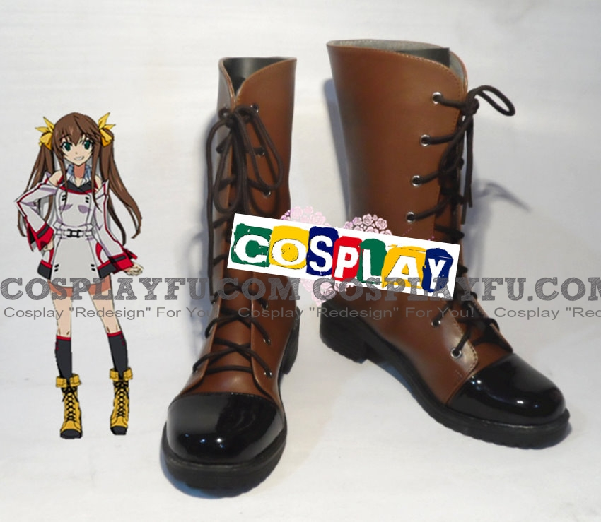 Fan Lingin Shoes (580) from IS (Infinite Stratos)