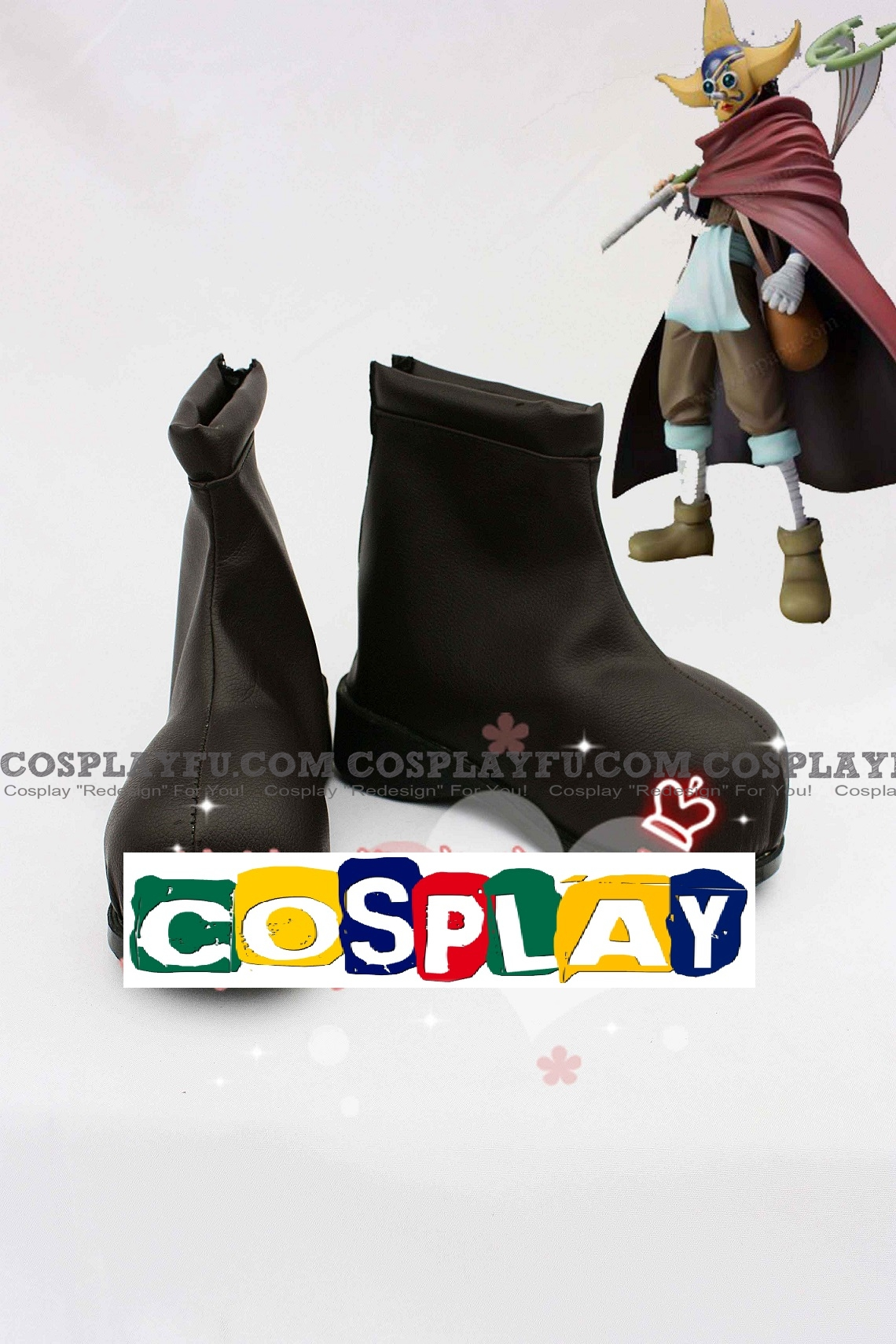 Usopp Shoes (1221) from One Piece