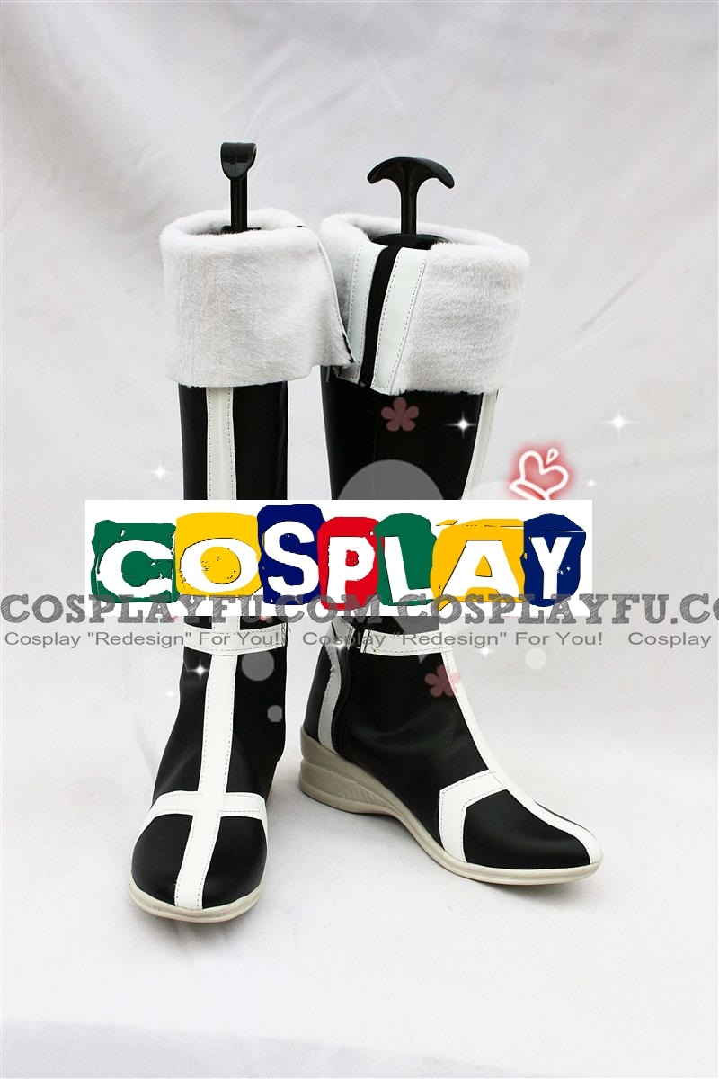 Grimmjow Shoes (1261) from Bleach