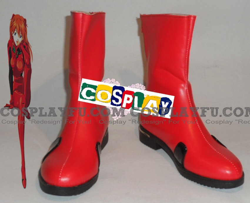 Asuka Langley Soryu Shoes (367) from Neon Genesis Evangelion