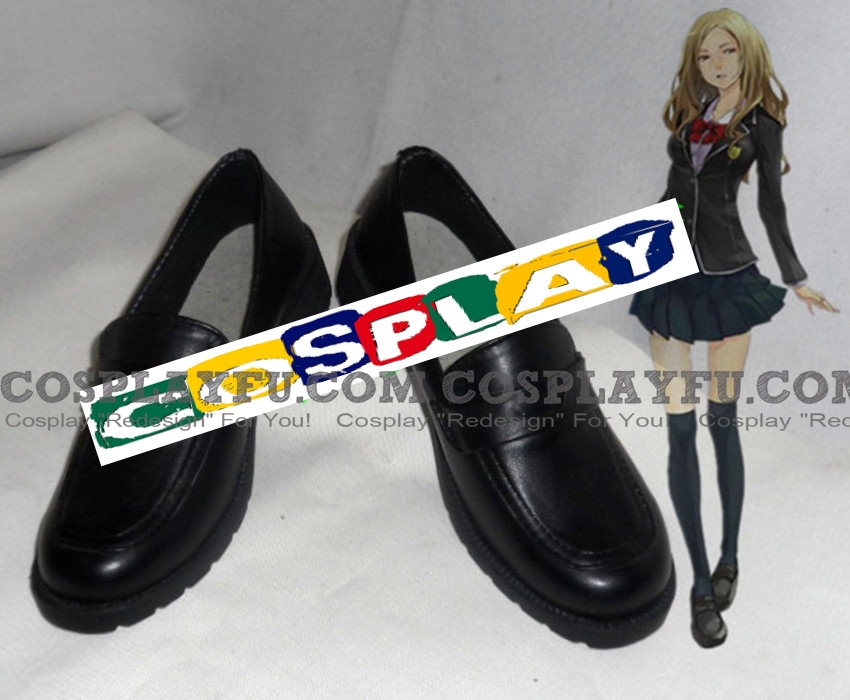 Arisa Kuhouin Shoes (4) from Guilty Crown