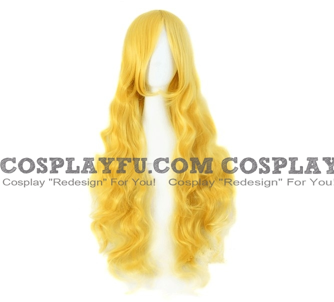 Diaspro Wig from Winx Club