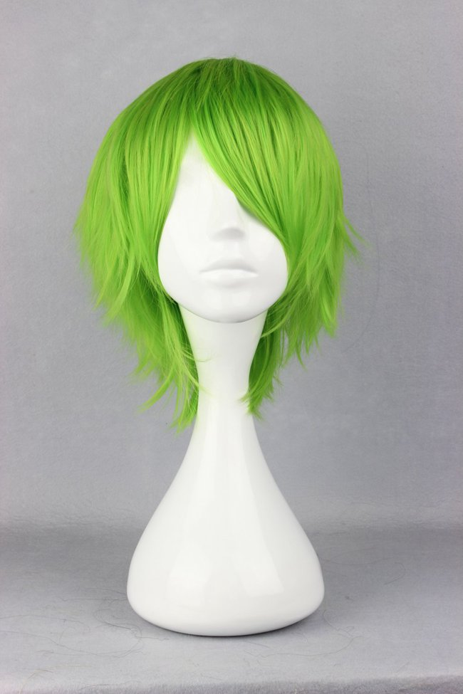 Ribbons Almark wig from Mobile Suit Gundam 00