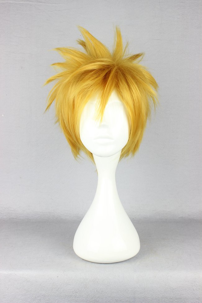 Bellamy the Hyena wig from One Piece
