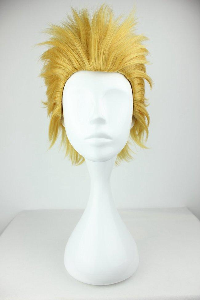 Rafael wig from Yu-Gi-Oh