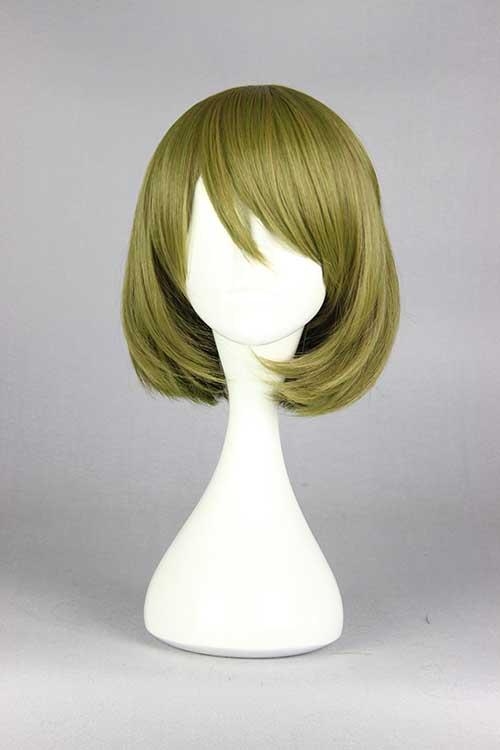 Zita Brusasco wig from Chaika - The Coffin Princess