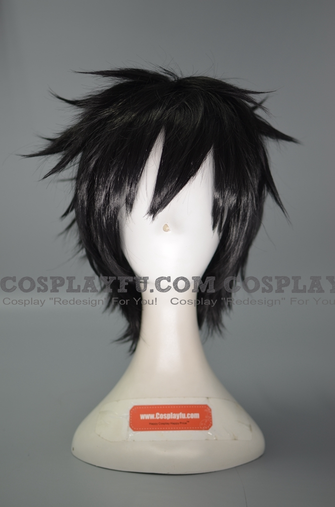 Lau wig from Kuroshitsuji
