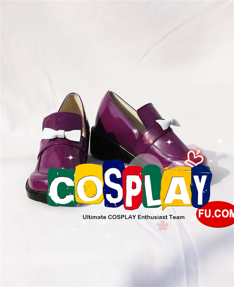 Sakura Matou Shoes from Fate Stay Night