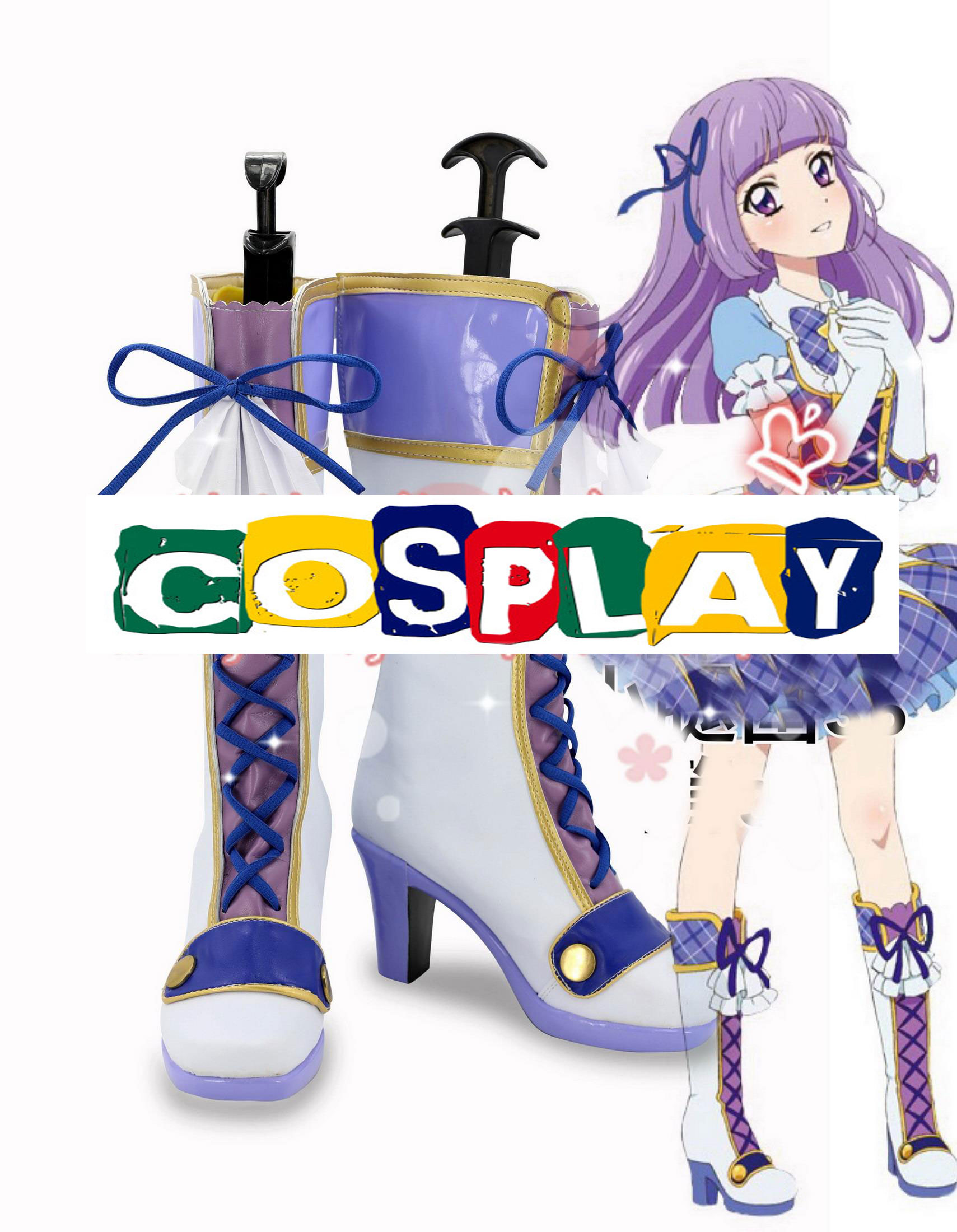 Hikami Shoes from The Idolmaster (4262)