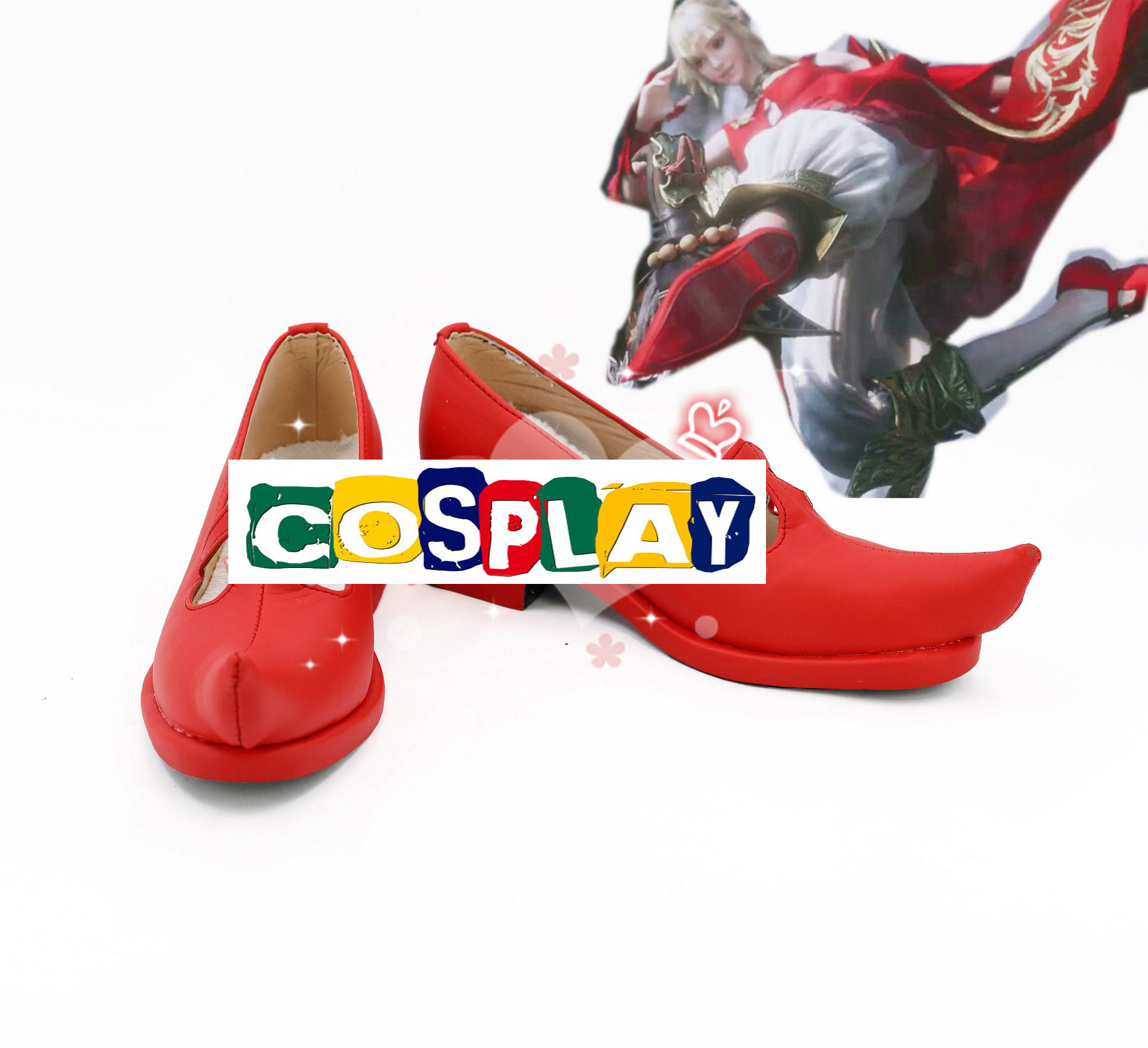 Lyse Shoes (4275) from Final Fantasy XIV