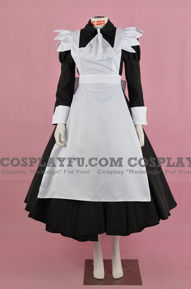 Angela Cosplay Costume from Kuroshitsuji