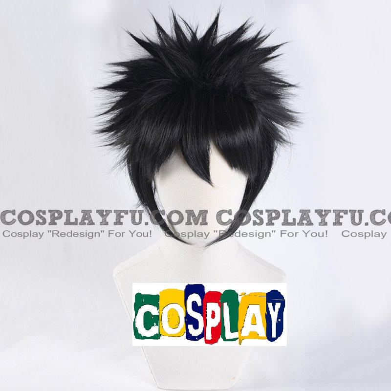 Yosetsu Awase wig from My Hero Academia